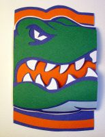 Florida Gators by paperfetish