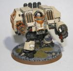 DEATHWING Honorable Brother Leondegrance by LionsOfCaliban