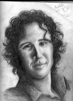Josh Groban portrait by EDBunny