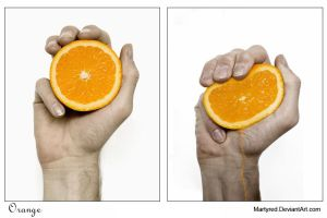 Orange by Martyred