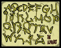 The Alphabet by ok-87