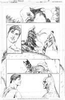 SUPERMAN 710, PAGE 18 by eddybarrows