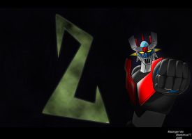 Mazinger Tribute 1 by blackdove77
