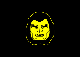 UMvC3 Icons - Dr. Doom by mrbrownie