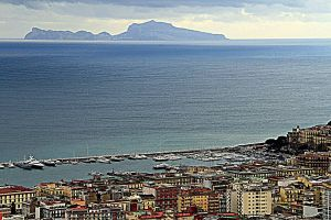 View from Naples by stefanpriscu