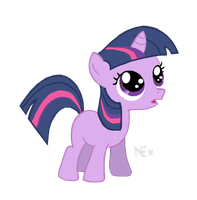 Twily Gasping by Avelineh
