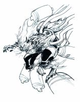 ECCC_THE BEAST by EricCanete