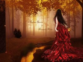 The Enchanted Forest by AndyGarcia666