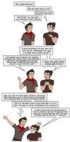 Bolin's new girlfriend p1 by vick330