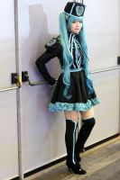 [DeviantID] Hatsune Miku Love Philosophia Cosplay by SpicaRy