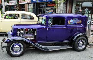 Purple Dream (Ford 1931) by dashakern