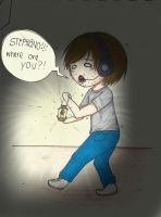 Stephano is missing by Nanami-chan28