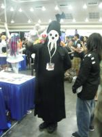 Otakon 2012 - Lord Death by mugiwaraJM