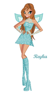 Reyka's Magic Winx (RQ) by pixiepearl