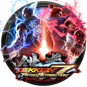 Tekken 7 - Fated Retribution Icon v1 by andonovmarko