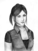 - Claire Redfield - by indigo21