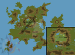Map of Meridum by C-MaxisGR