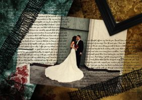 Our Wedding Vows by dabluetouch