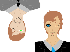 Richard and Slappy! :D by queen-of-fanart