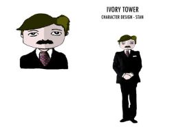 ivory tower stan by stranger-than-me