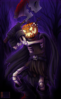 This is HHHalloween by AzyoMecha