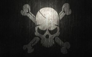 Jolly Roger Wallpaper by FavsCo
