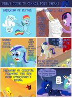 luna's guide to common dreams by cookietime88