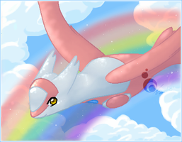 Latias by Trunksi