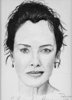 Lena Headey Copyright Pearson Moore 2014 LQ ARR by PearsonMoore2