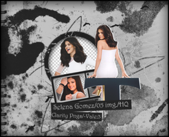 Pack PNG de Selena Gomez. by JustOfLight30
