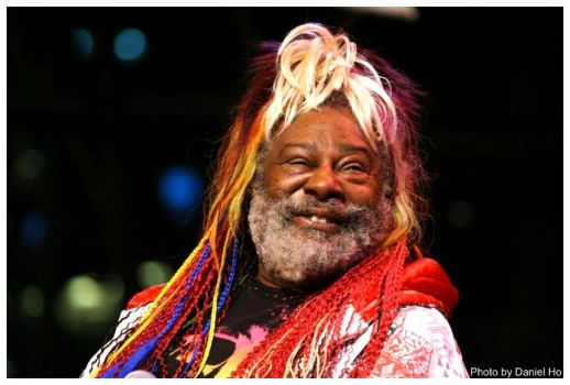 George Clinton Mosaic 2007 by bullettothehead