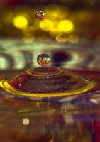 Water Drop 02 by NellyGrace3103