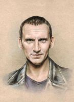 Doctor Who - Eccleston by Inar-of-Shilmista