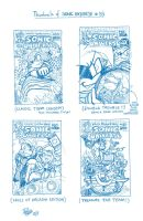 Avast Me Hearties! (SONIC UNIVERSE #55 thumbnails) by darkspeeds