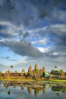 Angkor  Wat by CitizenFresh