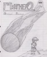 Mother 2: Giegue's Revenge by SuperNess1000