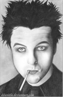 Billie Joe Armstrong by DDaniela