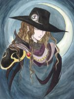 Vampire Hunter D Amanostyle by kyubichan