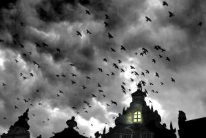 Dark times are coming by fahhhhh