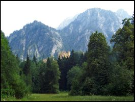 Hohenschwangau Castle by Phil-Kay