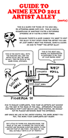 Guide to AX 2011 Artist Alley by e1n