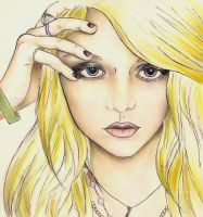 Taylor Momsen by amzzz123