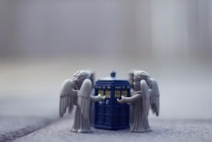 The Angels Have The Phone Box by Shpuggy