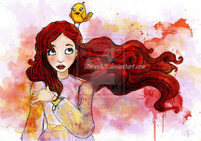 Sansa Stark by Niniel-Illustrator