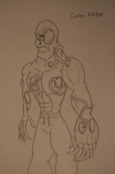 Cyclops Brute by Cartoonfan402