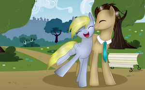 A Romantic Walk in the Park by Vocalarts