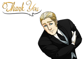 Thank You by crazycat-artist