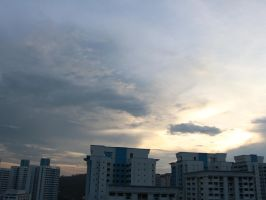 Start of A New Day. by C-ShuHui