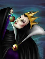 The Evil Queen by AvatarRutger
