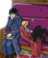 FMA - A Long Ride Home by Marshu